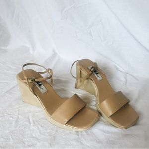 Vintage Platform Sandals